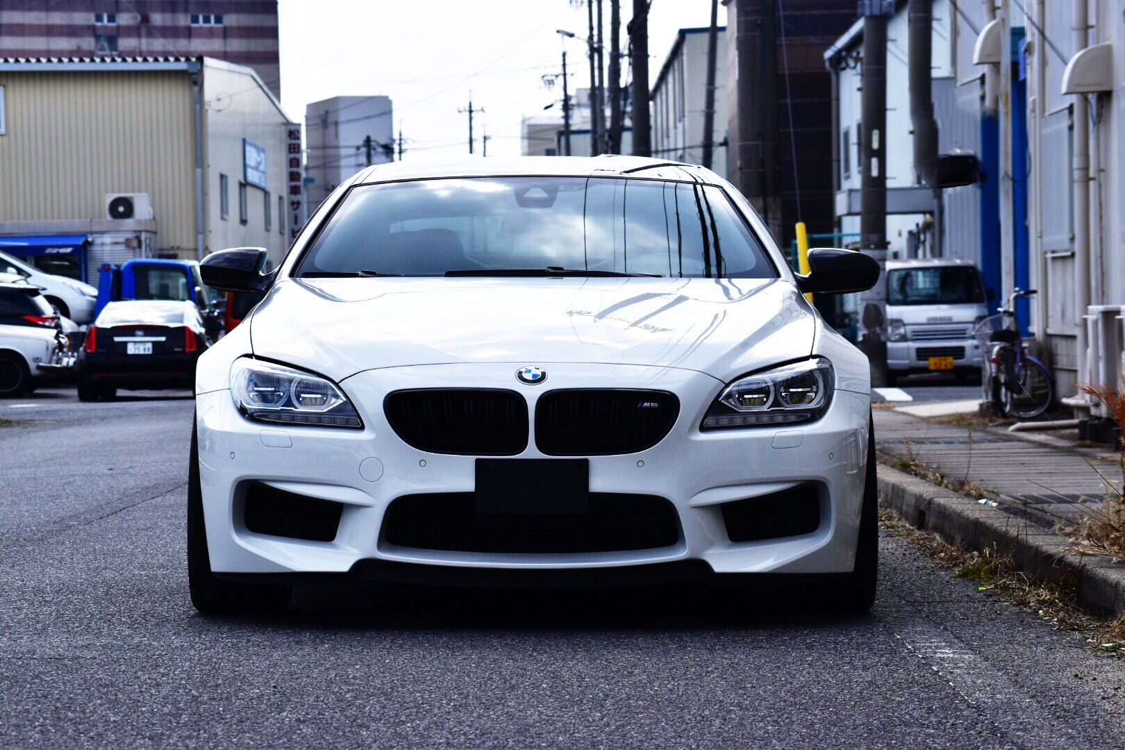 BMW M6 GranCoupe 3