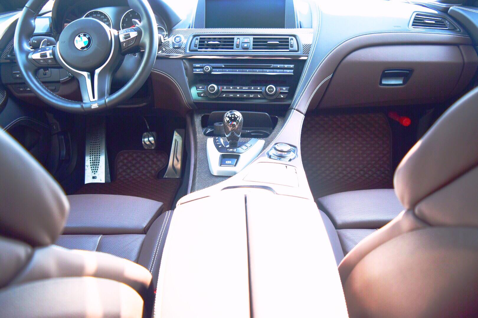 BMW M6 GranCoupe 13
