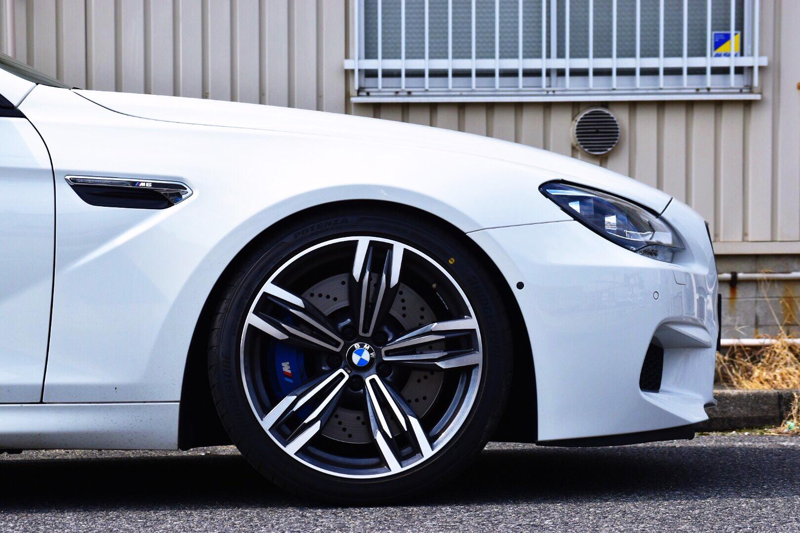 BMW M6 GranCoupe 6
