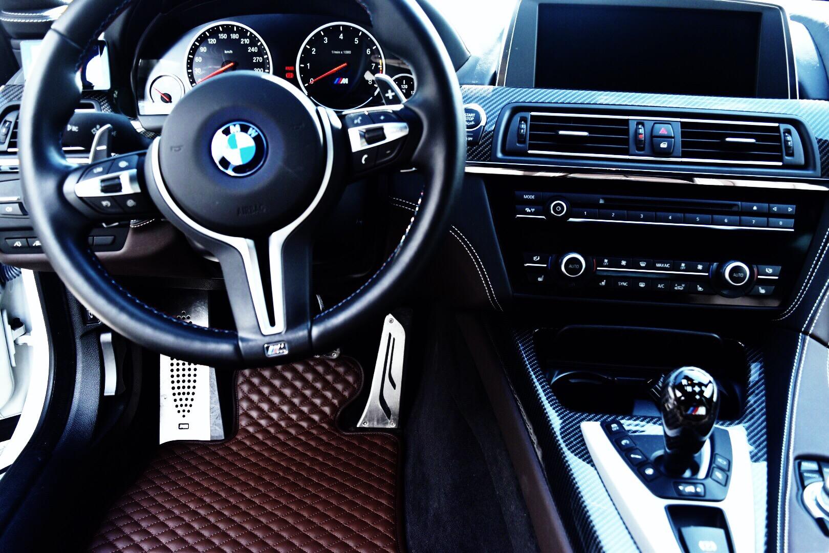 BMW M6 GranCoupe 12