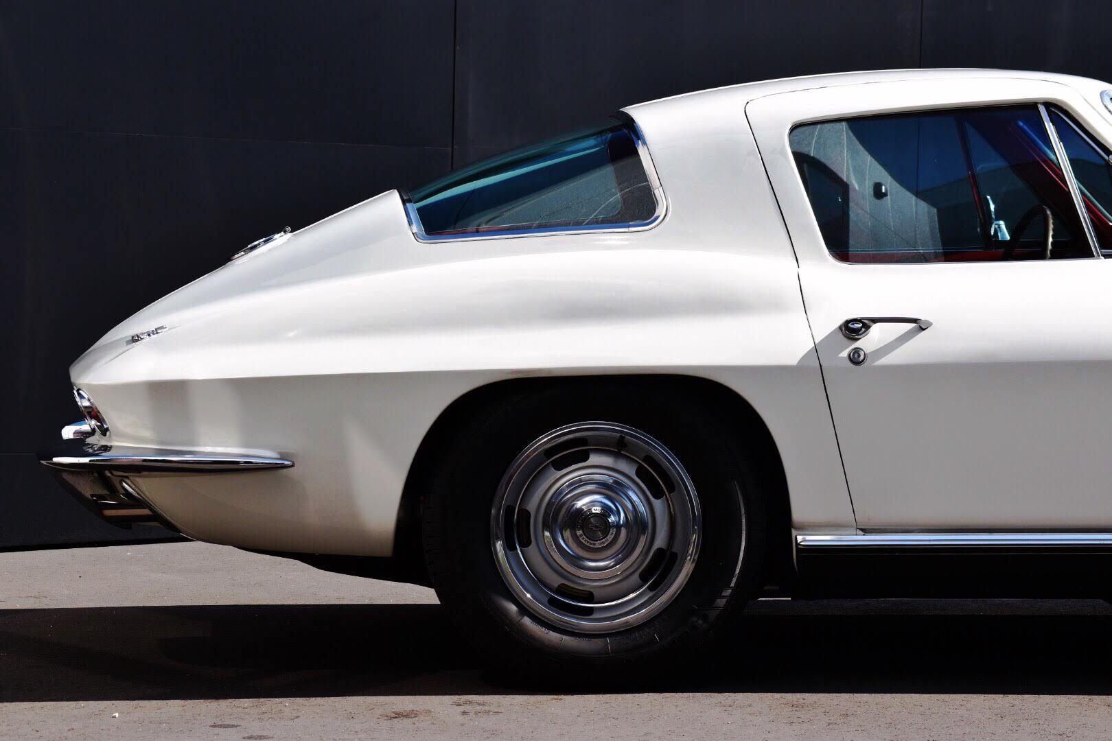 シボレー コルベット スティングレイ 1967 5