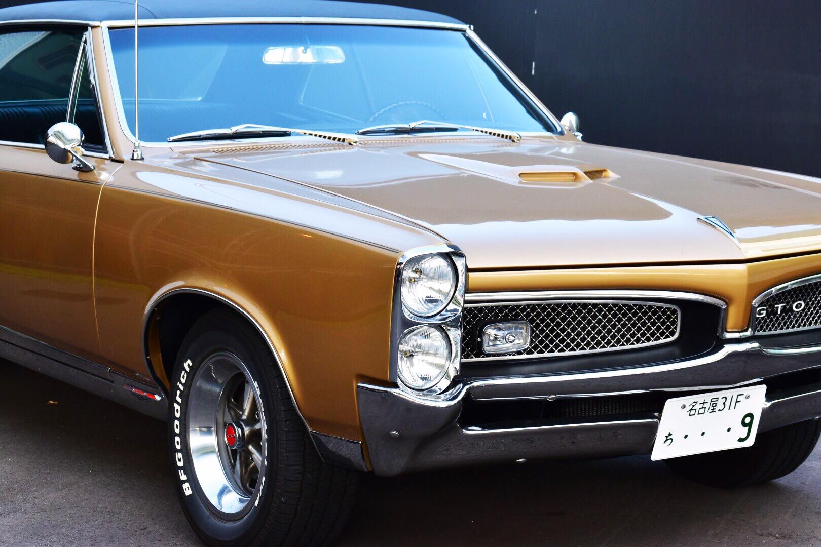 ポンテアックGTO 1967 2