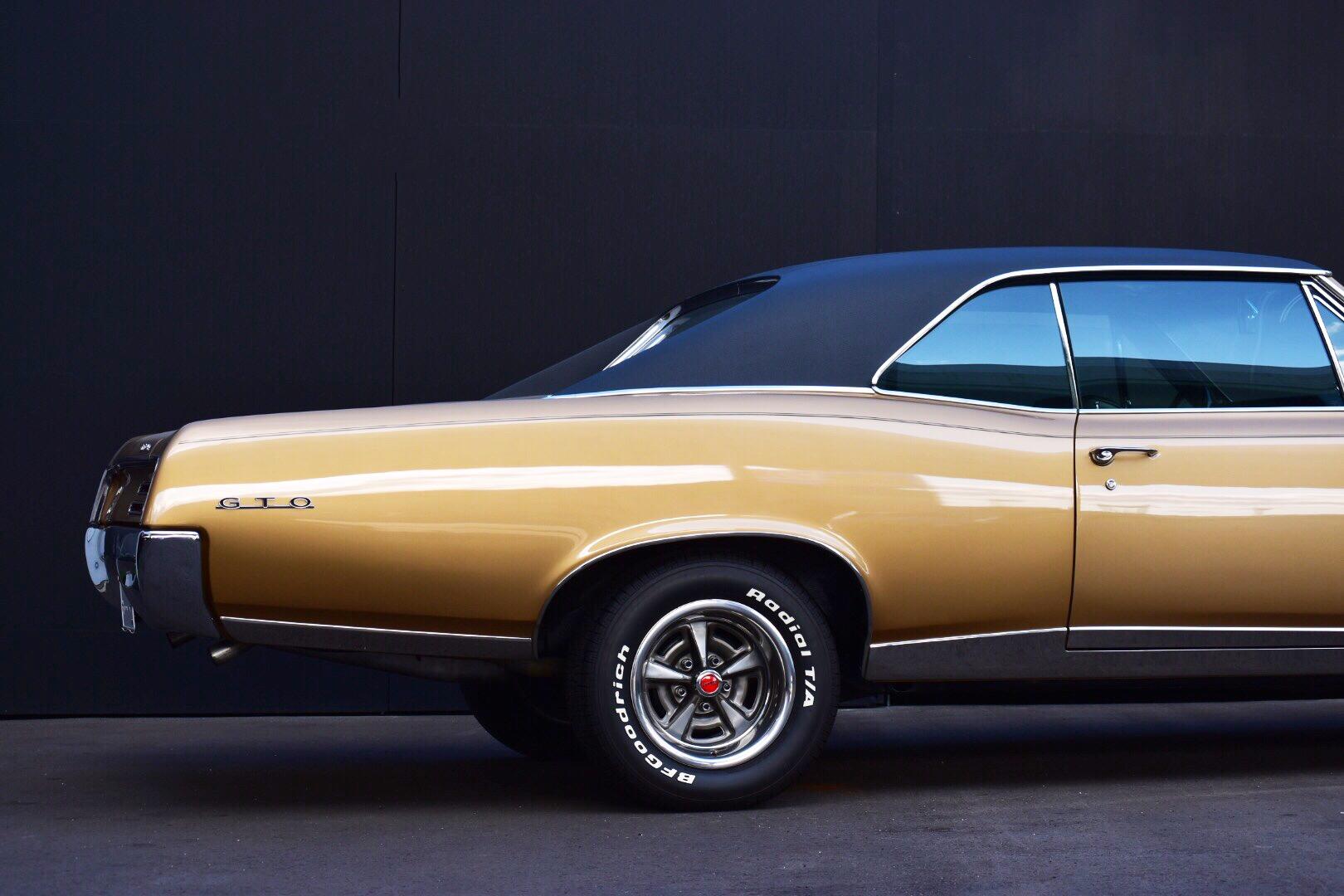 ポンテアックGTO 1967 5