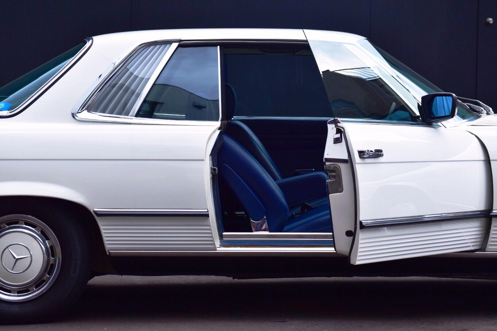 メルセデス・ベンツ 450 SLC 6