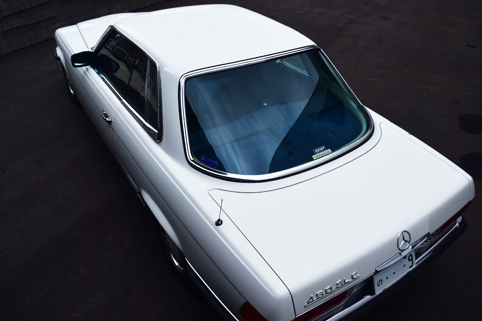 メルセデス・ベンツ 450 SLC 11